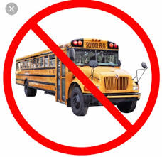 No Moundsview Buses