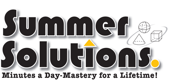 Summer Solutions Workbook