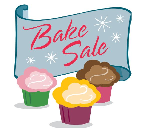 Student Council Spring Bake Sale