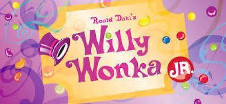 Buy your Willy Wonka Jr. tickets today!